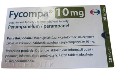 Fycompa 10 mg