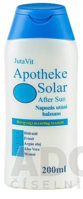 JutaVit Apotheke Solar After Sun