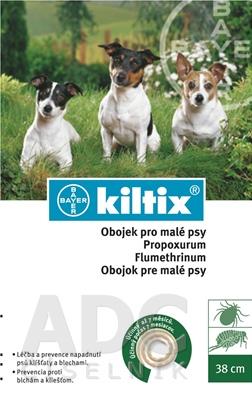 KILTIX obojok pre malé psy
