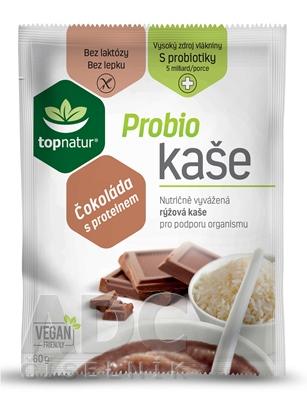 topnatur Probio KAŠA Čokoláda s proteínom
