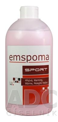 """EMSPOMA Hrejivá - ružová """"O"""""""