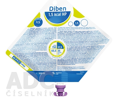 Diben 1,5 kcal HP