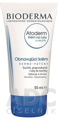 BIODERMA Atoderm Krém na ruky a nechty (AKCIA)