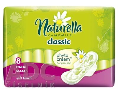 Naturella CAMOMILE Classic Maxi