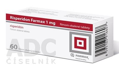 Risperidon Farmax 1 mg