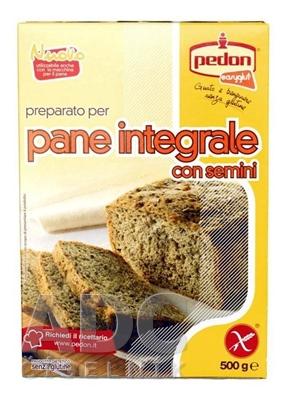 Pedon Zmes na prípravu celozrnného chleba