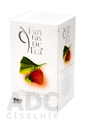 Fantastic Tea Jahoda & Ginkgo