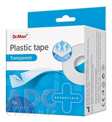Dr.Max Plastic tape (inov.2019)
