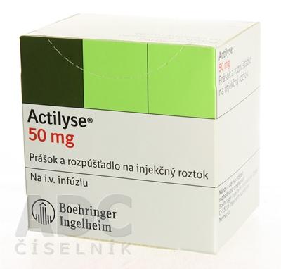 Actilyse 50 mg