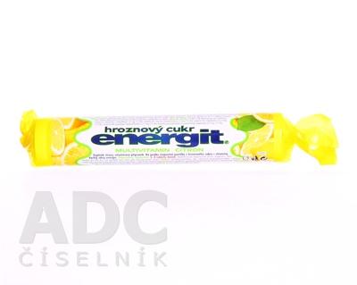 energit hroznový cukor MULTIVITAMÍN - CITRÓN