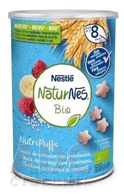 Nestlé NaturNes BIO Chrumky Malinové