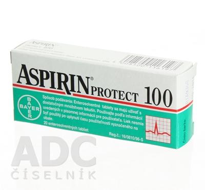 ASPIRIN PROTECT 100