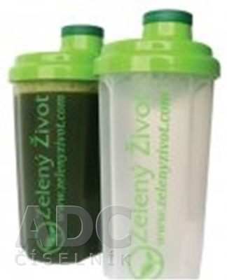 Zelený Život Shaker