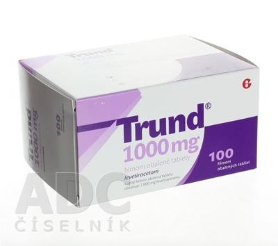 TRUND 1000 mg