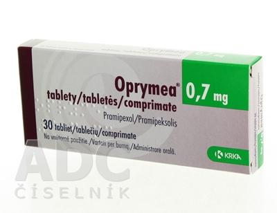 Oprymea 0,7 mg tablety