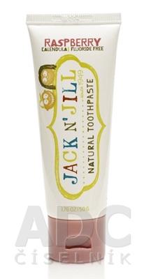 JACK N´JILL Prírodná zubná pasta pre deti