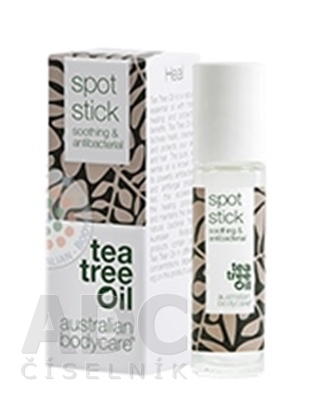 ABC Tea Tree Oil SPOT STICK - Hojivá tyčinka