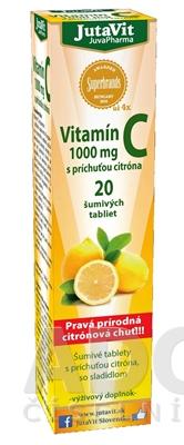 JutaVit Vitamín C 1000 mg