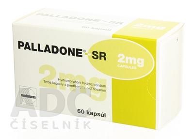 PALLADONE - SR capsules 2 mg