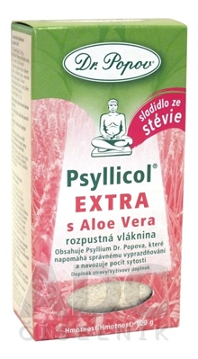 DR. POPOV PSYLLICOL EXTRA s Aloe Vera