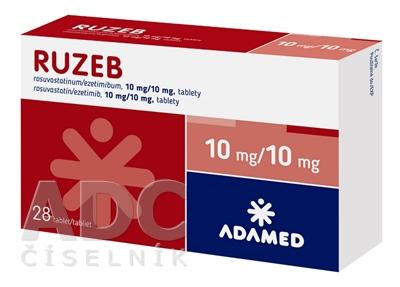 RUZEB 10 mg/10 mg