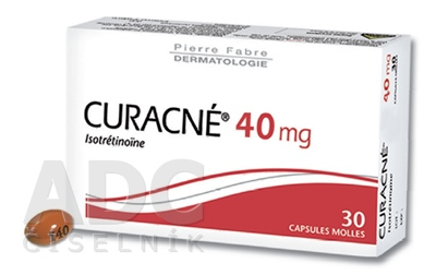 CURACNÉ 40 mg