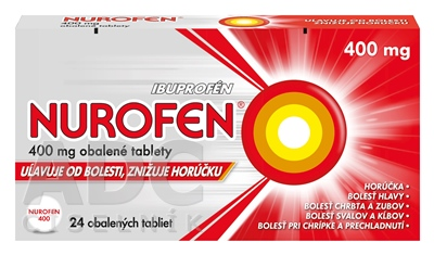 NUROFEN 400 mg