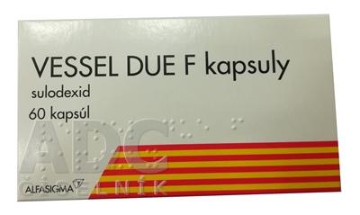 VESSEL DUE F kapsuly