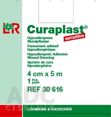 CURAPLAST Sensitive 4cmx5m