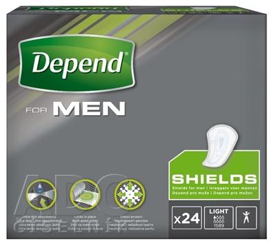 DEPEND FOR MEN Light