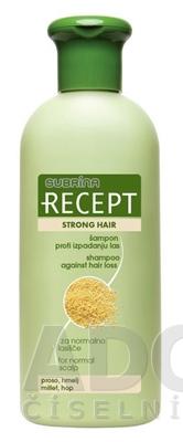 SUBRÍNA RECEPT STRONG HAIR