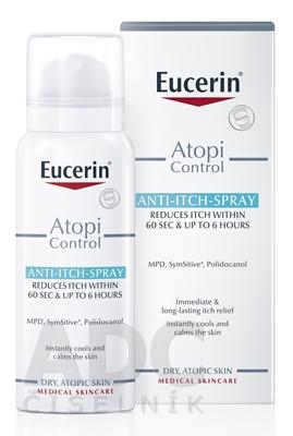 Eucerin AtopiControl Sprej proti svrbeniu