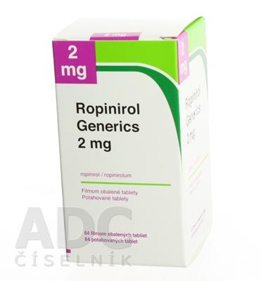 Ropinirol Mylan 2 mg