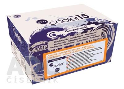PKU COOLER 15 orange