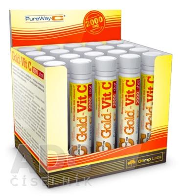 Gold-Vit C 2000 mg shot