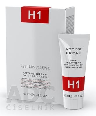 H1 ACTIVE CREAM