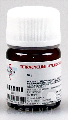 Tetracyclini hydrochloridum - FAGRON