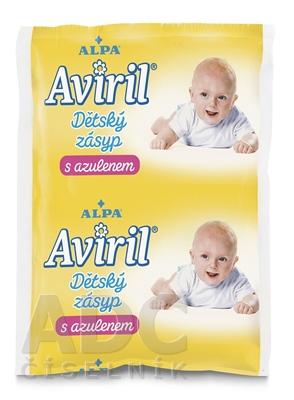 AVIRIL DETSKÝ ZÁSYP S AZULÉNOM