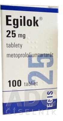 Egilok 25 mg