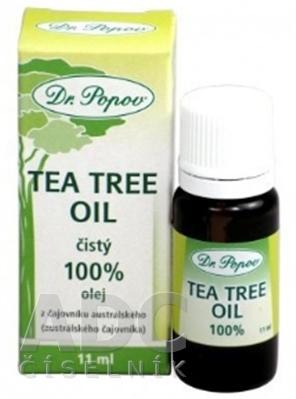 DR. POPOV TEA TREE OLEJ