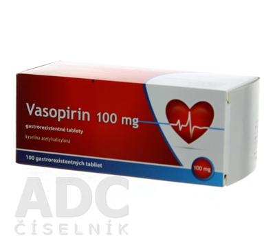 Vasopirin 100 mg