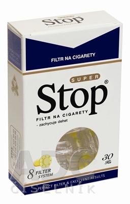 STOP FILTER na cigarety