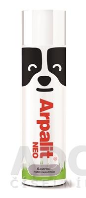 Arpalit NEO šampón proti parazitom s bambus. extr.
