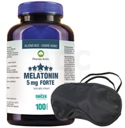 Pharma Activ MELATONÍN 5 mg FORTE