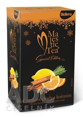 Biogena Majestic Tea Citrusové plody s korením