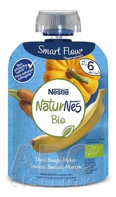 Nestlé NaturNes BIO Tekvica Banán Mrkva