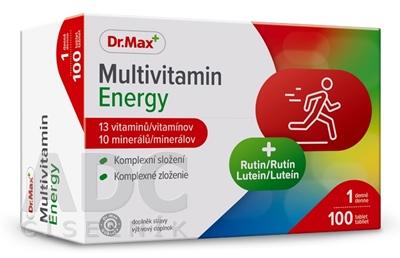 Dr.Max Multivitamin Energy