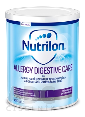 Nutrilon ALLERGY DIGESTIVE CARE