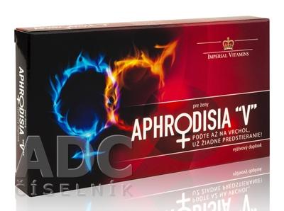 """APHRODISIA """"V"""" pre ženy"""
