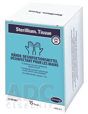 BODE Sterillium Tissue